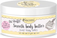 Nacomi - Smooth Body Butter - Lekkie masło do ciała - Miodowe gofry