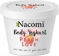 Nacomi - Body Yoghurt - Jogurt do ciała - Soczysta brzoskwinia