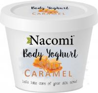 Nacomi - Body Yoghurt - Jogurt do ciała - Słony karmel