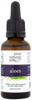 Your Natural Side - 100% Natural Aloe Serum - 30 ml