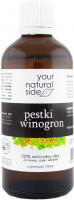 Your Natural Side - 100% Natural gGrape Seed Oil - 100 ml