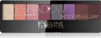 EVELINE - Eyeshadow Professional Palette - Paleta 8 cieni do powiek - 03 MODERN GLAM - 03 MODERN GLAM