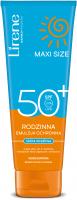 Lirene - EMULSJA OCHRONNA do skóry wrażliwej - SPF50+ - 250 ml
