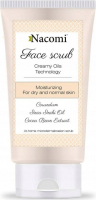 Nacomi - Face Scrub - Moisturizing face scrub - 85ml