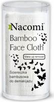 Nacomi - Bamboo Face Cloth - Bambusowa ściereczka do demakijażu