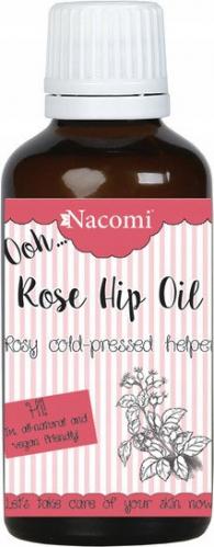 Nacomi - Rose Hip Oil - Olej z dzikiej róży - Nierafinowany - 30 ml