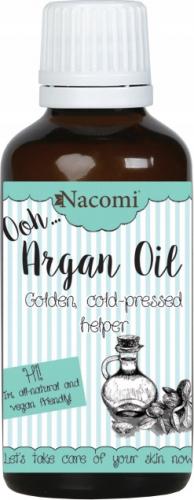 Nacomi - Argan Oil - Olej Arganowy - 30ml