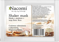 Nacomi - Shaker Mask - Face mask with sand from the Bora Bora islands 50g