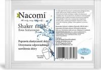 Nacomi - Shaker Mask - Maska do twarzy z kwasem hialuronowy - Peel Off - 25g