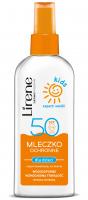 Lirene - Kids - Wodoodporne mleczko ochronne dla dzieci - SPF50 - 150ml