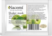 Nacomi - Shaker Mask - Maska z komórkami macierzystymi z jabłka szwajcarskiego - Peel Off - 25g
