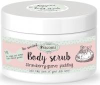 Nacomi - Body Scrub - Peeling do ciała - Truskawkowy pudding z gujawą - 200g