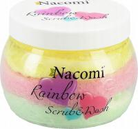 Nacomi - Rainbow Scrub & Wash - Pianka peelingująco-myjąca - Orzeźwiający arbuz - 200ml