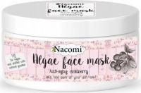 Nacomi - Algae Face Mask - Przeciwzmarszczkowa maska algowa do twarzy - Żurawina