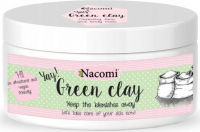 Nacomi - Green Clay - Face and body green clay- 65g