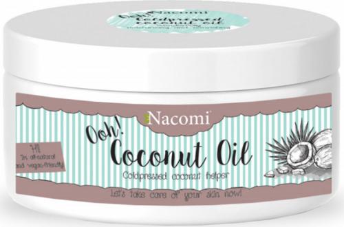 Nacomi - Coldpressed Coconut Oil - Olej kokosowy - Nierafinowany