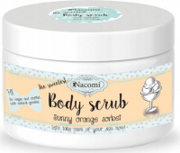 Nacomi - Body Scrub - Anti-cellulite body scrub - Orange sorbet