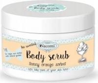 Nacomi - Body Scrub - Antycellulitowy peeling do ciała - Pomarańczowy sorbet