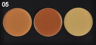 Sleek - Corrector & concealer PALETTE - Paleta korektrów z pudrem - 05-359 - 05-359