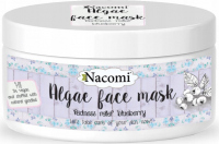 Nacomi - Algae Face Mask - Highlightening algae mask for capillary skin - Blueberry