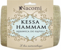 Nacomi - Kessa Hammam - Rękawica do kąpieli z naturalnego lnu