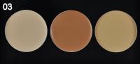 Sleek - Corrector & concealer PALETTE - Paleta korektrów z pudrem - 03-357 - 03-357