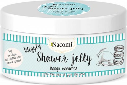 Nacomi - Shower Jelly - Galaretka do ciała - Makaroniki Mango