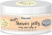 Nacomi - Shower Jelly - Galaretka do mycia ciała - Świeże ciasto z papają