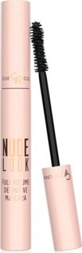 Golden Rose - NUDE LOOK - Full Volume Definitive Mascara - Tusz do rzęs zwiększający objętość - DEEP BLACK