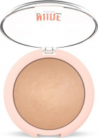 Golden Rose - NUDE LOOK - Sheer Baked Powder - Baked face powder - NUDE GLOW