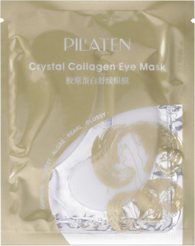 PIL'ATEN - Crystal Collagen Face Mask - Kolagenowe płatki pod oczy