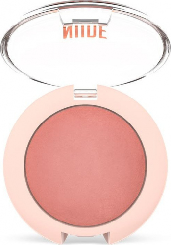 Golden Rose - NUDE LOOK - Face Baked Blusher - Wypiekany róż do twarzy - PEACHY NUDE