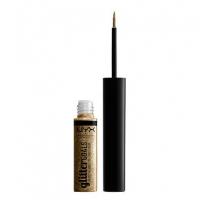 NYX Professional Makeup - Glitter Goals Liquid Liner - Brokatowy eyeliner w płynie - ZODIAC QUEEN - ZODIAC QUEEN