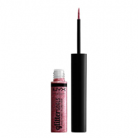 NYX Professional Makeup - Glitter Goals Liquid Liner - Brokatowy eyeliner w płynie - QUARTZY - QUARTZY