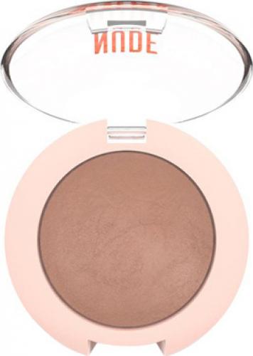 Golden Rose - NUDE LOOK - Matte Baked Eyeshadow - Matowy cień do powiek