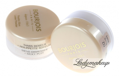 Bourjois - Loose Powder, Airy Finish