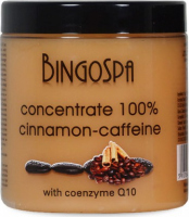 BINGOSPA - 100% cinnamon-caffeine concentrate with coenzyme Q10 for body wrapping - 250g