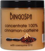 BINGOSPA - Koncentrat 100% cynamonowo-kofeinowy z koenzymem Q10 do