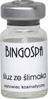 BINGOSPA - Snail Slime - Pure snail slime - 5ml