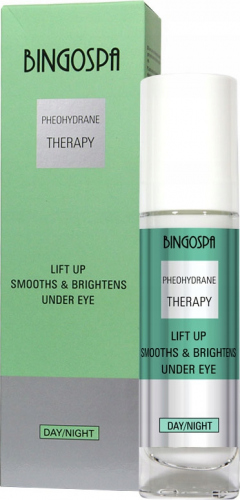 BINGOSPA - PHEOHYDRANE THERAPY - Lift Up Smooths & Brightens Under Eye - Lifting and smoothing eye cream