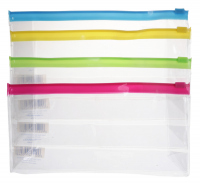 Inter-Vion - Cosmetic bag - Transparent