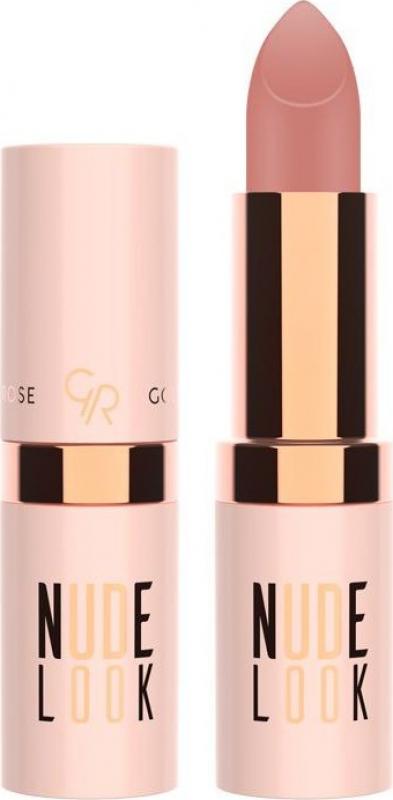 Golden Rose Nude Look Perfect Matte Lipstick Matowa
