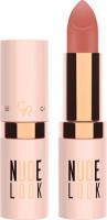Golden Rose - NUDE LOOK - Perfect Matte Lipstick - Matowa pomadka do ust  - 02 - PEACHY NUDE - 02 - PEACHY NUDE