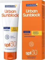 NovaClear - Urban Sunblock Cream - Krem ochronny do każdego rodzaju skóry - SPF30 - 125 ml