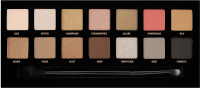 W7 - SEDUCED - PRESSED PIGMENT PALETTE - Paleta 14 cieni do powiek