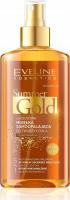 EVELINE - SUMMER GOLD MIST - Luxurious self-tanning face and body mist - Dark complexion - 150 ml