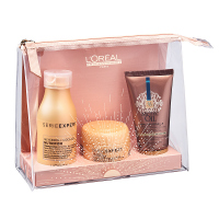 L'Oréal Professionnel - SUNSET LIGHT - SERIE EXPERT - NUTRIFIER - Zestaw podróżny do włosów suchych