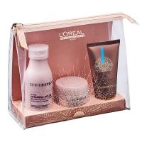 L'Oréal Professionnel - SUNSET LIGHT - SERIE EXPERT - VITAMINO COLOR - Zestaw podróżny do włosów farbowanych