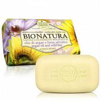 NESTI DANTE - BIO NATURA SOAP - Toilet soap - Argan & Hay - 250g