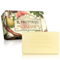 NESTI DANTE - IL FRUTTETO - Natural toilet soap - Fig & Almond